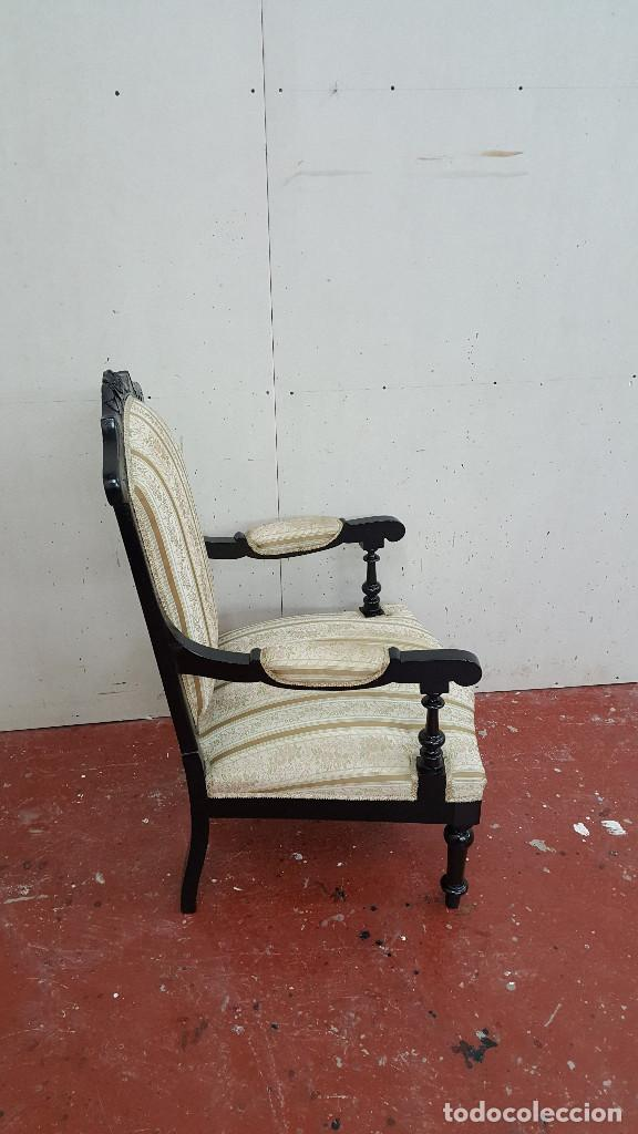 Antigüedades: TRESILLO ALFONSINO - Foto 9 - 116945047