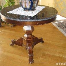 Antigüedades: MESA VELADOR ANTIGUA. Lote 117002627