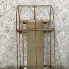 Antiquitäten - ANTIGUA ESTUFA FRANCESA PARA ROPA - 117013467