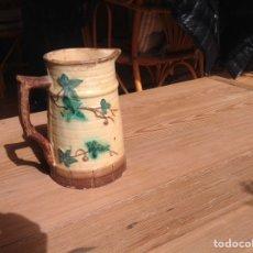 Antigüedades: ANTIGUA JARRA DE VINO. Lote 117023250