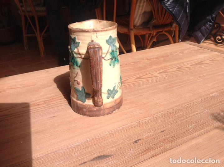 Antigüedades: Antigua jarra de vino - Foto 2 - 117023250