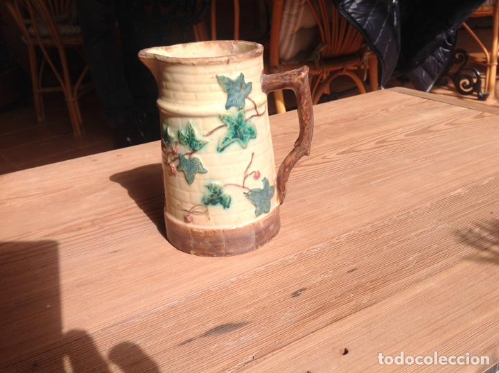 Antigüedades: Antigua jarra de vino - Foto 3 - 117023250