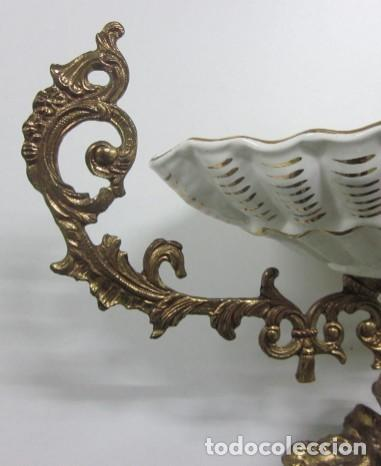 Antigüedades: CENTRO DE MESA - ESTILO MODERNISTA - Foto 4 - 117024407