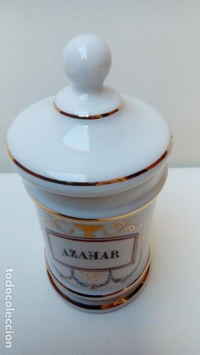 Antigüedades: albarelo porcelana -A.R.M - Foto 2 - 116738959
