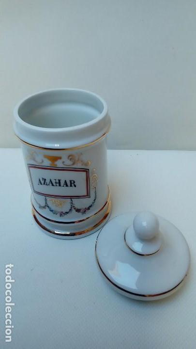 Antigüedades: albarelo porcelana -A.R.M - Foto 3 - 116738959