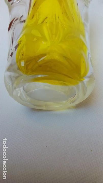 Antigüedades: jarron violetero -MURANO- - Foto 3 - 143777750