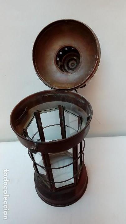 Antigüedades: farol - - Foto 3 - 116753427