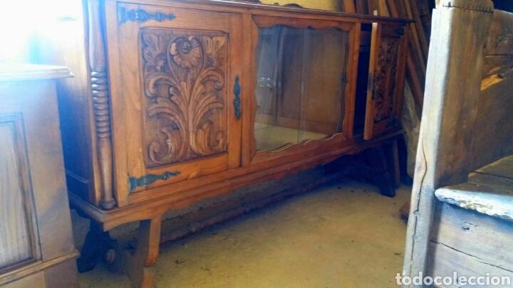MUEBLE APARADOR BAJERO (Antigüedades - Muebles Antiguos - Aparadores Antiguos)
