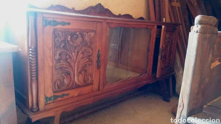 Antigüedades: Mueble aparador bajero - Foto 2 - 117041623