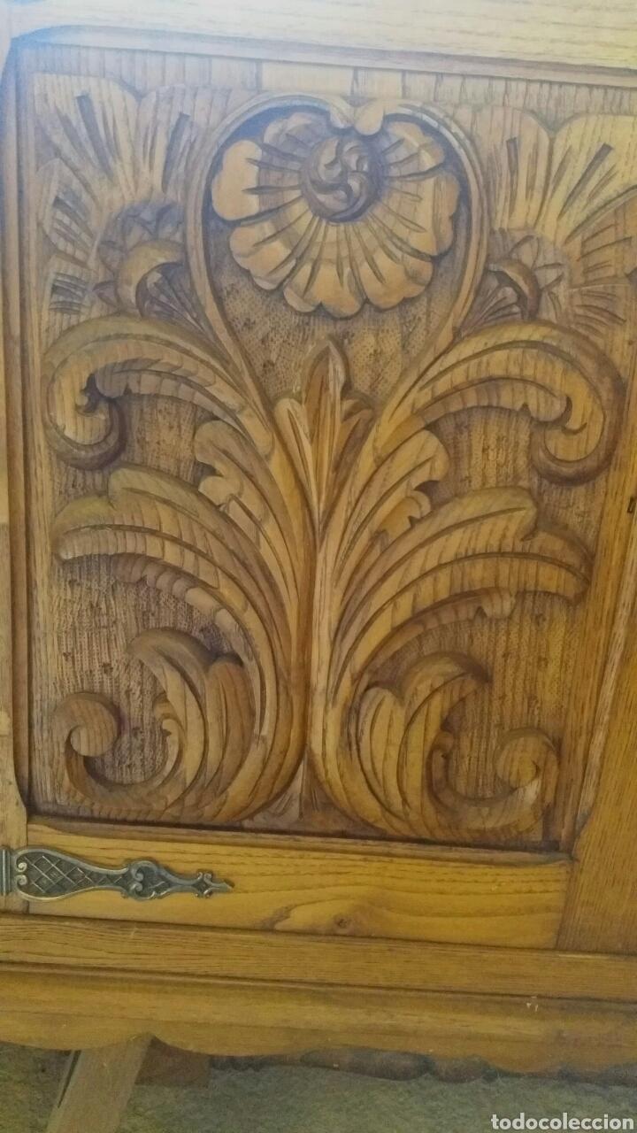 Antigüedades: Mueble aparador bajero - Foto 3 - 117041623