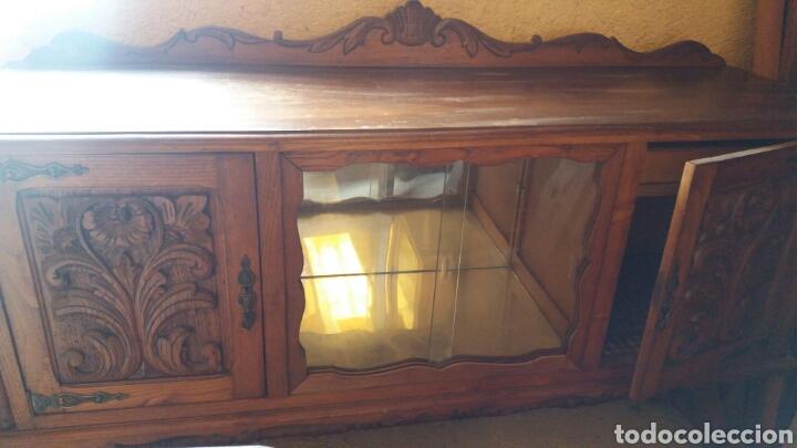Antigüedades: Mueble aparador bajero - Foto 4 - 117041623