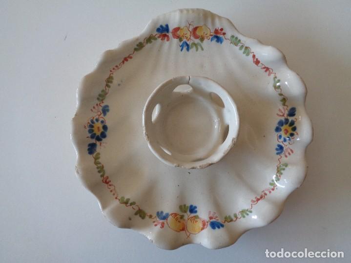 MANCERINA SIGLO XVIII (Antigüedades - Porcelanas y Cerámicas - Alcora)