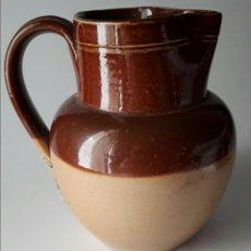 Antigüedades: JARRA INGLESA EN GRES DE DOULTON LAMBERTH S. XIX. Lote 117077547