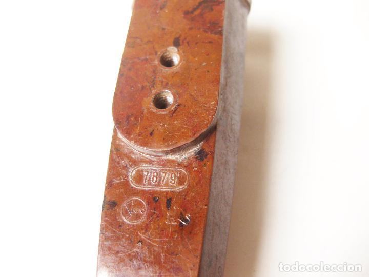 Antigüedades: ANTIGUO FLORERO DE BAQUELITA. AÑOS 40 - Foto 3 - 117095987
