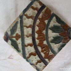 Antigüedades: AZULEJO ANTIGUO. Lote 117167047