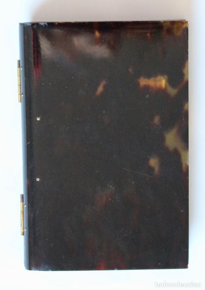 Antigüedades: CARNET DE BAILE EN CAREY, 11 X 7,5 cm - Foto 2 - 117210851