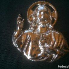 Antigüedades: PLACA JESUCRISTO. Lote 117211999