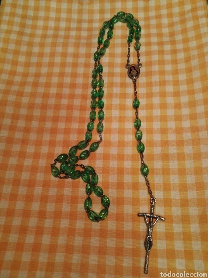 ROSARIO ANTIGUO (Antigüedades - Religiosas - Rosarios Antiguos)