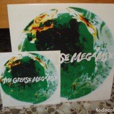 Discos de vinilo: LOTE DE MAXI Y SINGLE GREASE GREASEMIX (UK) . Lote 117431139