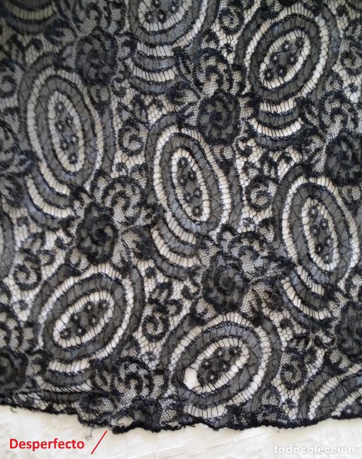 Antigüedades: Autentico vestido de encaje Art Deco - Foto 28 - 117435671