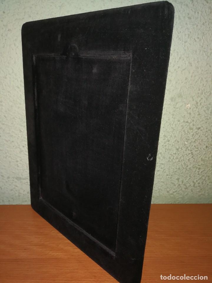 marco de terciopelo negro,, 30 x 24 - Comprar Marcos Antiguos de ...