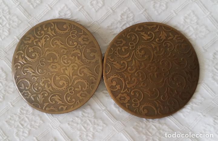 Antigüedades: Gran polvera Art Deco - Foto 5 - 117508615