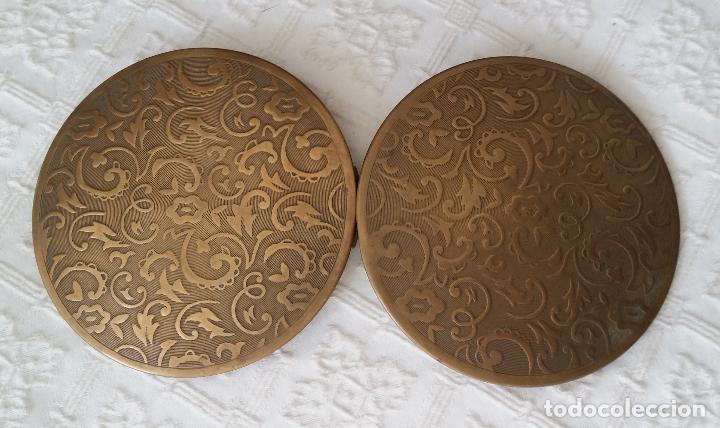 Antigüedades: Gran polvera Art Deco - Foto 7 - 117508615