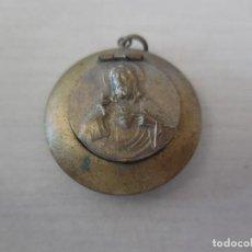 Antigüedades: RELICARIO. METAL. ANTIGUO¡¡¡. Lote 117525255