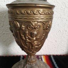 Antigüedades: ANTIQUÍSIMO Y PRECIOSO QUINQUE. Lote 117549691