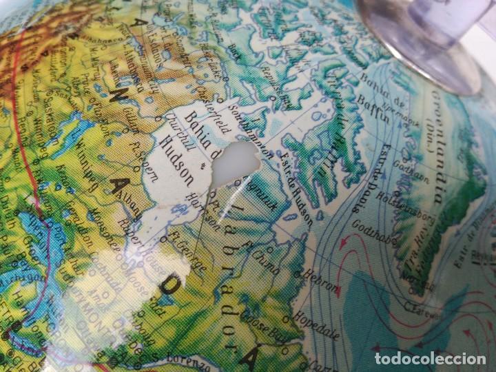Antigüedades: globo terraqueo Dalmau - Foto 2 - 117584159