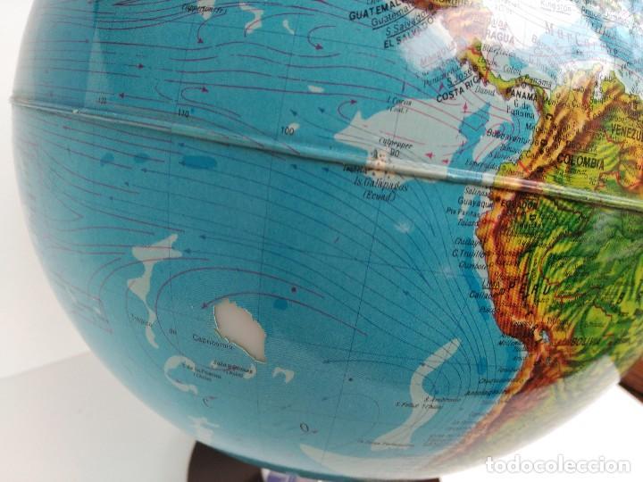 Antigüedades: globo terraqueo Dalmau - Foto 3 - 117584159