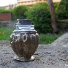 Antigüedades: MECHERO PLATA DE LEY---- 70GR. SIN MECHERO. Lote 117629739