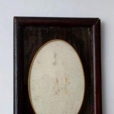 Antigüedades: ANTIGUO. PRECIOSO MARCO MODERNISTA DE MADERA PARA FOTOGRAFÍA. PRIMERA DÉCADA S XX. . Lote 117641571