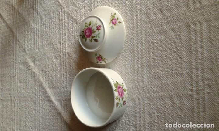 Antigüedades: Juego tocador de porcelana 2 piezas - Foto 2 - 117674083