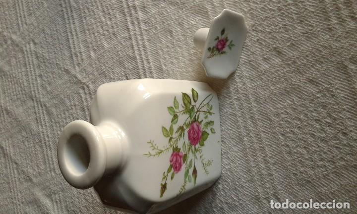 Antigüedades: Juego tocador de porcelana 2 piezas - Foto 3 - 117674083