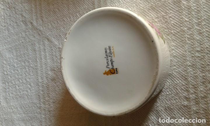Antigüedades: Juego tocador de porcelana 2 piezas - Foto 4 - 117674083