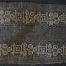 Antiquitäten - ANTIGUO ENTREDOS DE MUSELINA BORDADA - PRINCIPIO S. XX - 117676631