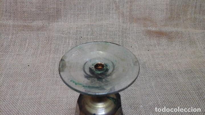 Antigüedades: Copa de santa Lucía . Ppios siglo xx - Foto 3 - 117684415