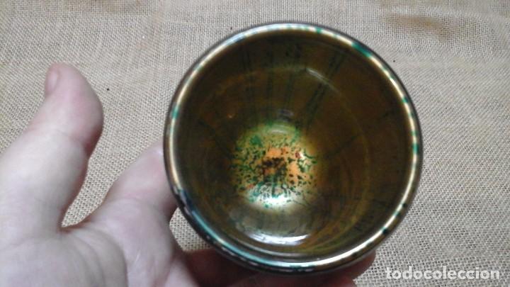Antigüedades: Copa de santa Lucía . Ppios siglo xx - Foto 4 - 117684415