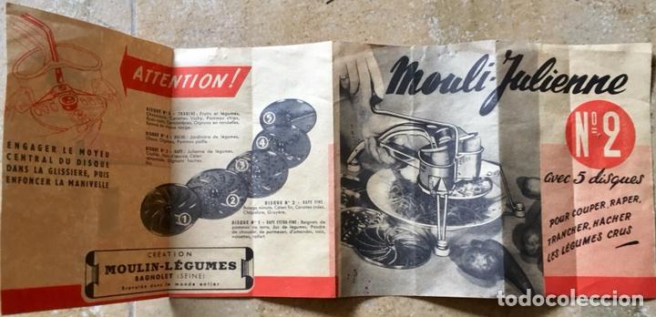 Antigüedades: Mouli-Julienne N 2 - Foto 9 - 116922852