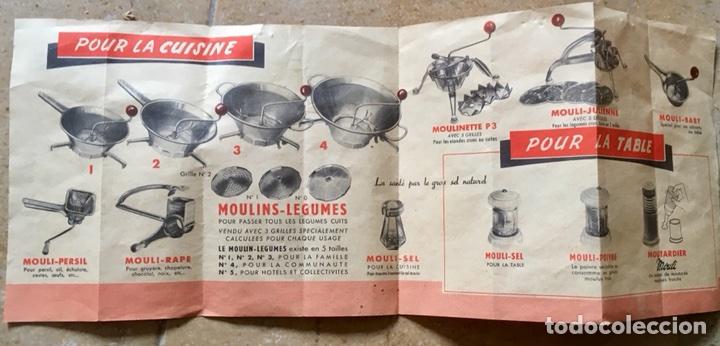 Antigüedades: Mouli-Julienne N 2 - Foto 10 - 116922852