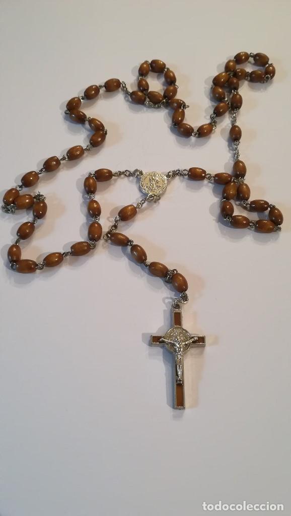 2db66a50ea7 rosario de san benito - Comprar Rosarios Antiguos en todocoleccion ...