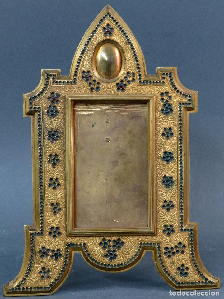 marco de bronce dorado de estilo orientalista f - Comprar Marcos ...
