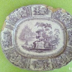 Antigüedades: FUENTE SARGADELOS TERCERA ÉPOCA DETERIORADA. Lote 117864275