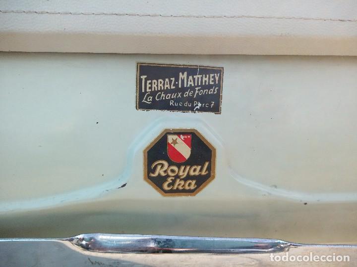 Antigüedades: Cochecito de bebe aerodinámico marca royal era. años 20/30, completo. - Foto 15 - 117953855