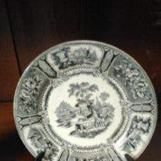 Antigüedades: ANTIGUO PLATO DE SARGADELOS , EN BUEN ESTADO. Lote 118100839