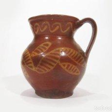 Antigüedades: JARRA DE LA PRIMERA MITAD DEL SIGLO XX DE SALAMANCA. ALBA DE TORMES. Lote 118127835