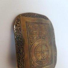 Antigüedades: HEBILLA ANTIGUA PARA RESTAURAR ( AÑOS 20/30 ). Lote 118146691