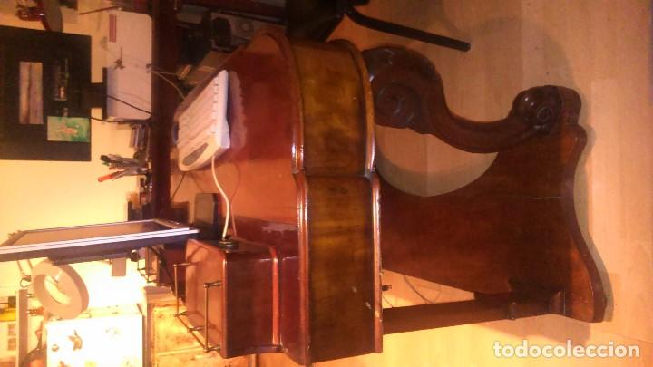 Antigüedades: Escritorio Fernandino de caoba por sólo ochocientos cincuenta euros - Foto 2 - 118152075