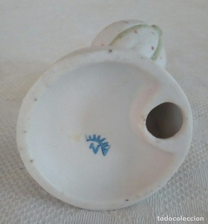 Antigüedades: FIGURA CAPODIMONTE - ITALIA - Foto 4 - 118187043